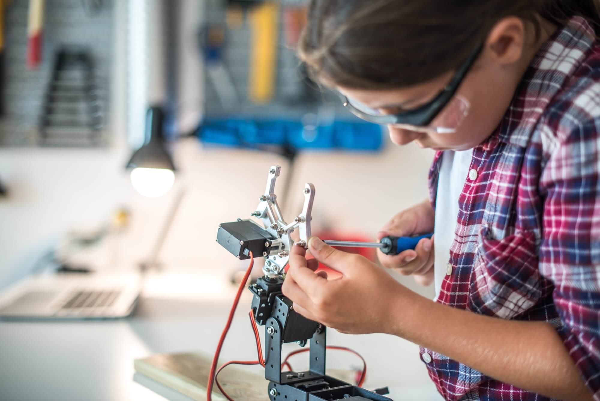 ¿ Qué es la robótica educativa?